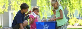You can recycle your glass easily Kansas City!